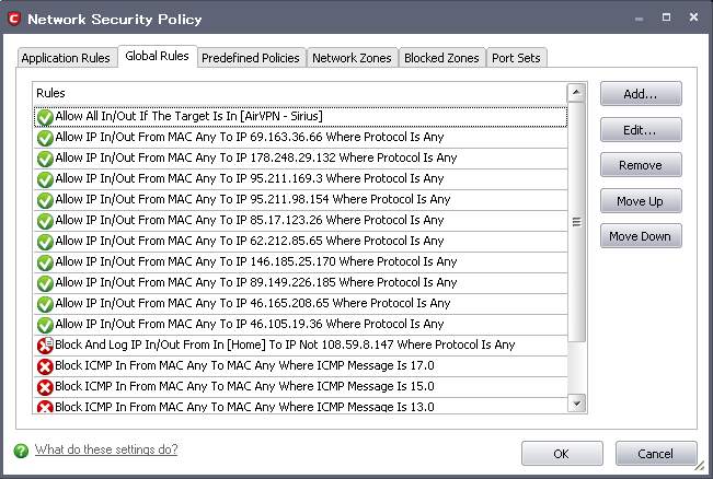 How to set proxy in postman