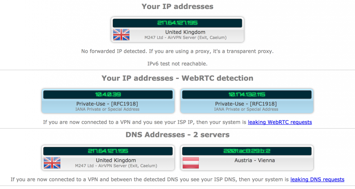 Austria VPN Trials: VPN Service Providers with Servers / IPs in Austria